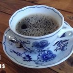 湯島食堂 - 玄米コーヒー