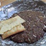 湯島食堂 - 玄米コーヒーで作ったクッキー
