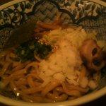 麺屋 龍馬 - 油そば 大盛 600円