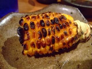 大阪産(もん)料理 空 - 焼き野菜も人気です。