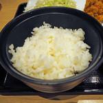 九州味巡り ここの - 唐揚げ定食