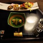 86892166 - 祝肴と箸付