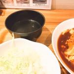 キッチン ハレヤ - サラダとスープ