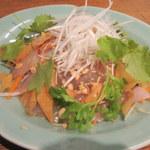 いやいやえん - 鯛の中華風サラダ