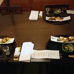 86892550 - 夕食のお膳:開始前