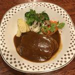 レストランゆり - 牛タンシチュー