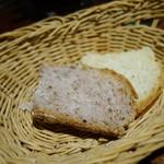 プールトワ - パン2種