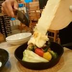 北海道ラクレットチーズ×燻製バル チーズドロップ - とろり