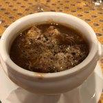 restaurant Noël - スープドポワソン