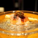 エノテカ エクウス - 銚子・金目鯛炙り
