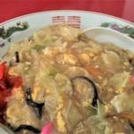 再来軒 - 中華丼。美味しいですよ。