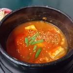 86897691 - 豆腐チゲ