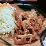 平田牧場 - 三元豚生姜焼き膳