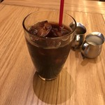 La Pesquera MARISQUERIA - アイスコーヒー