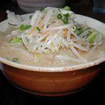 味噌ラーメン はちべえ - 料理写真:野菜味噌ラーメン 700円