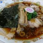 86905439 - チャーシュー麺