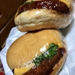 サンドーレ - ★こ~ゆ~ハンバーガーも好き♡★