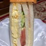 サンドーレ - ★パンの枚数見て!取分け出来まへん★