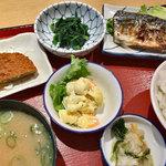 天神橋2丁目食堂 - 日替り定食