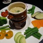 86906952 - 三浦野菜のバーニャカウダ
