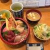 鮨つばさ - 料理写真:Cランチ(ちらし)
