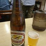 すゑひろ - 瓶ビール大❗