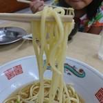 すゑひろ - 麺リフト。