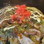 安兵衛 - 料理写真:お好み焼き(広島)