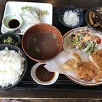86909093 - 日替わり定食(2018年6月2日)