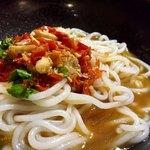 Rishoutanshousaikan - 鯛カマの唐辛子蒸しスープをかけ回して…
