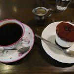 カフェ・ラパン - ティラミスとブラジル
