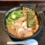 無鉄砲しゃばとん - 料理写真:豚そば(野菜レス)