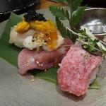 86916218 - 世界三大珍味の寿司