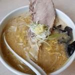 らーめん喜多楼 - 料理写真:白味噌ラーメン 700円
