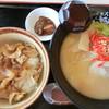 福ちゃんラーメン - 料理写真:ランチ770円