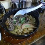 86919371 - 牛すき鍋