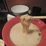 神戸牛らーめん 八坐和 - 神戸牛ラーメン塩