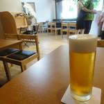 勝ちゃん - 生ビール(中)