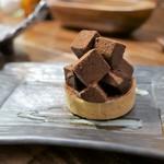 sweets works アラベスク舎 - 生チョコタルト
