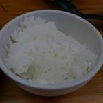麺屋いち源 - おいご飯