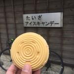 間人アイスキャンデー - 料理写真: