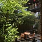 キョウトギオンミュージアムカフェ プロデュース バイ ノースショア -