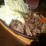 AJITO - 宮崎風鶏の炙り焼き