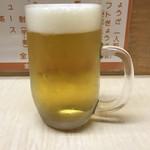 チャンピオン - 餃子にはビールでしょ!