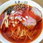 86932800 - 情熱の赤蕎麦(海老ver)
