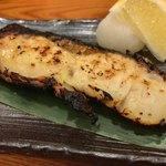 魚焼男 - 黒ムツ西京焼 ¥580+tax