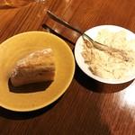 86935992 - パンとリエット