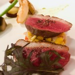 とれふる - フランス産鴨胸肉のロースト