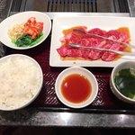 焼肉チャンピオン - 焼肉御前 2,100円