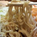 火の豚 - 麺